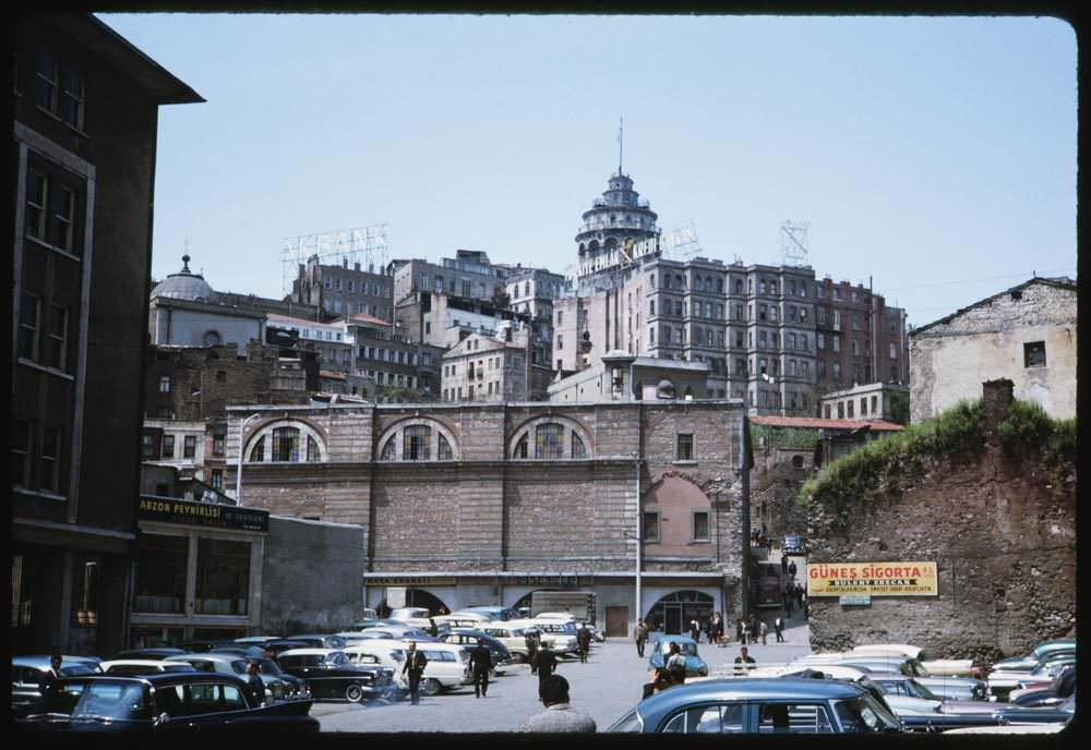 Galata / 13 Mayıs 1965 Charles W. Cushman Photograph Collection