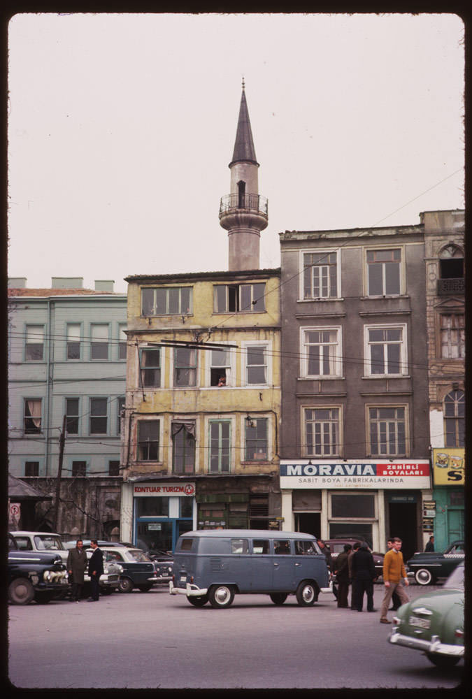 Karaköy / 7 Nisan 1965 Charles W. Cushman Photograph Collection
