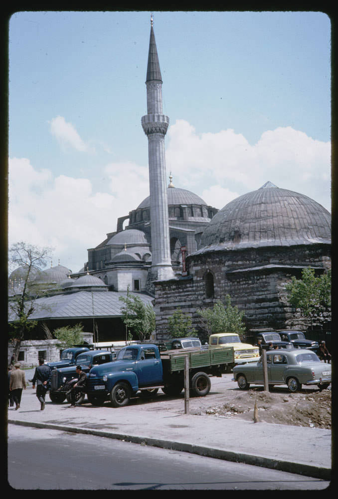 Tophane / 13 Mayıs 1965 Charles W. Cushman Photograph Collection